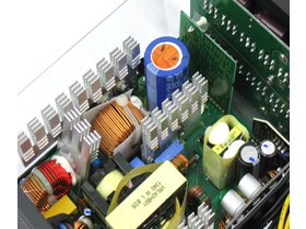 XFX XTR 550 Watt – Primärseite