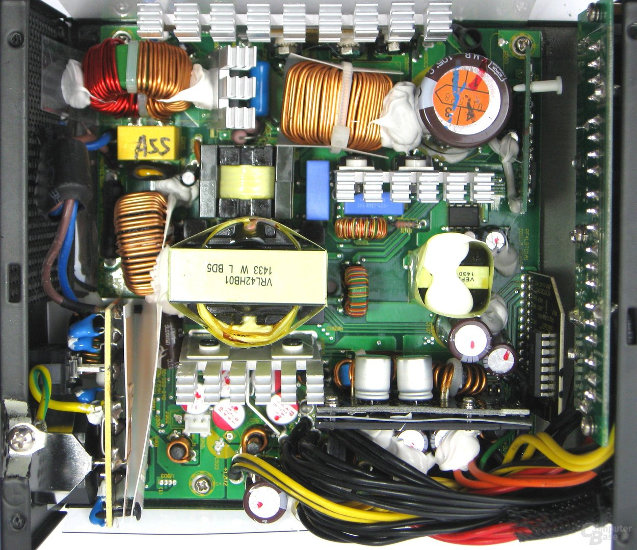 Fractal Design Edison M 550 Watt – Technik