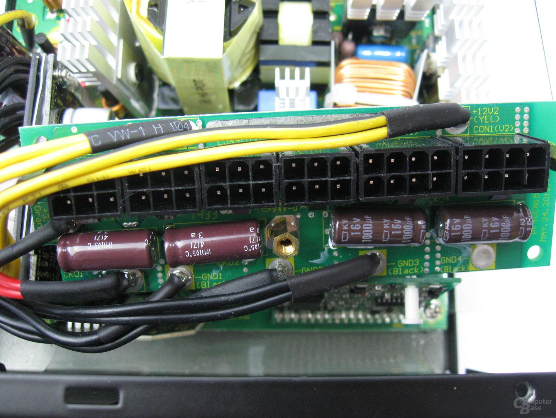 Fractal Design Edison M 550 Watt – Modulares Kabelmanagement