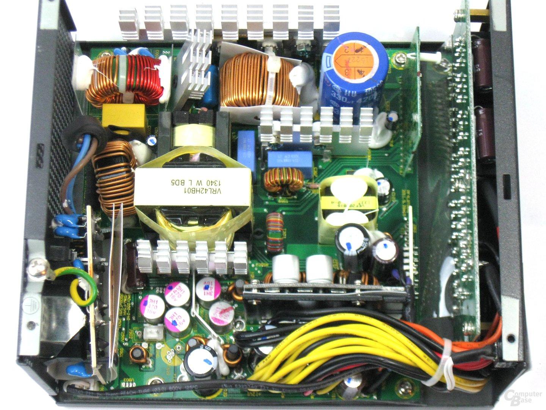 XFX XTR 550 Watt – Technik