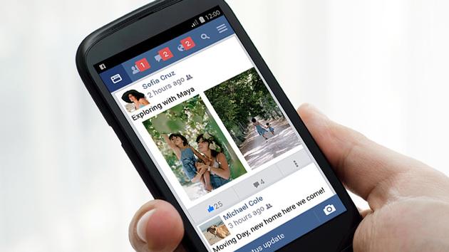Facebook Lite: Schlanke Android-App mit weniger Datenhunger