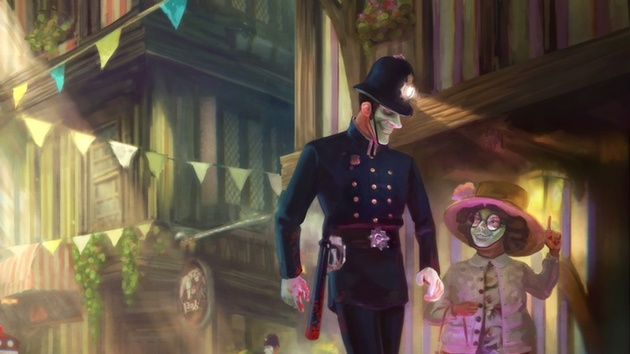 Kickstarter: We Happy Few mischt Don't Starve und Bioshock