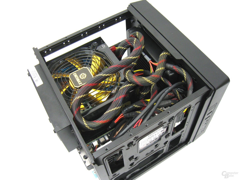 Cooler Master Elite 110 mit ATX-Netzteil