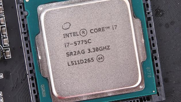 Intel Core i7-5775C im Test: Flotter Prozessor trifft schnellste integrierte Grafik