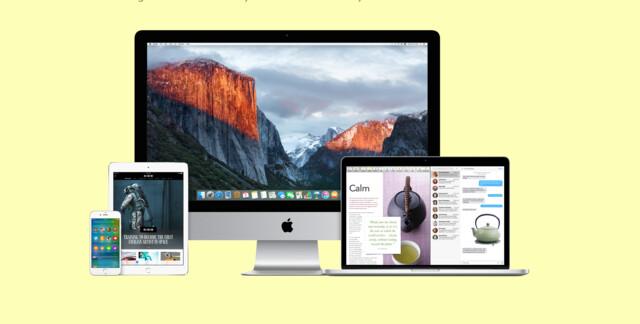Apple nimmt Anmeldungen für die Beta von iOS 9 und OS X entgegen