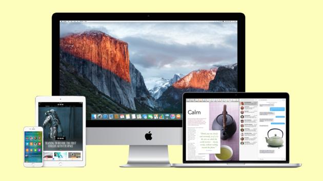 Apple: Anmeldung zur Beta von iOS9 und OS X El Capitan