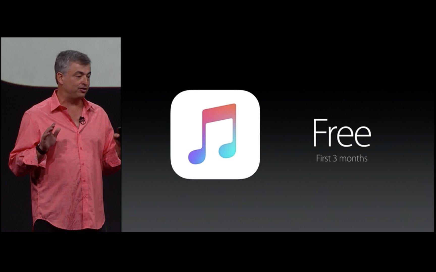 Apple Music – 3 Monate kostenlos
