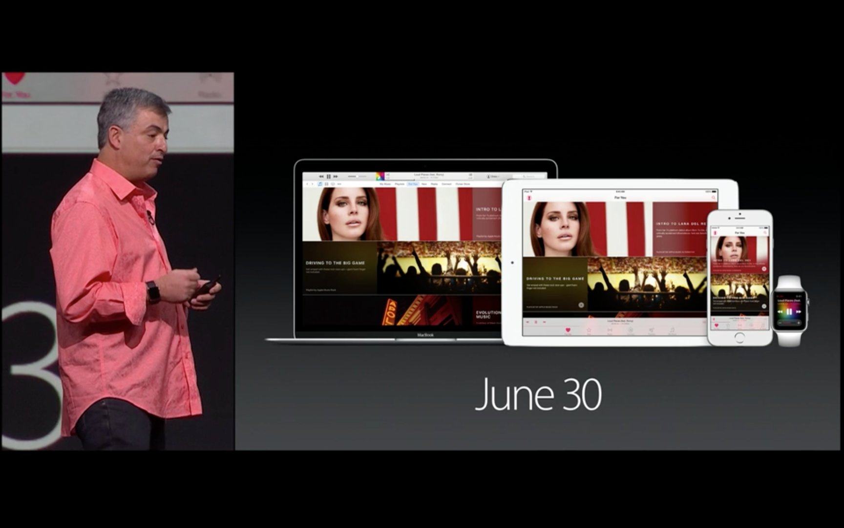 Apple Music – Der Startschuss fällt am 30. Juni