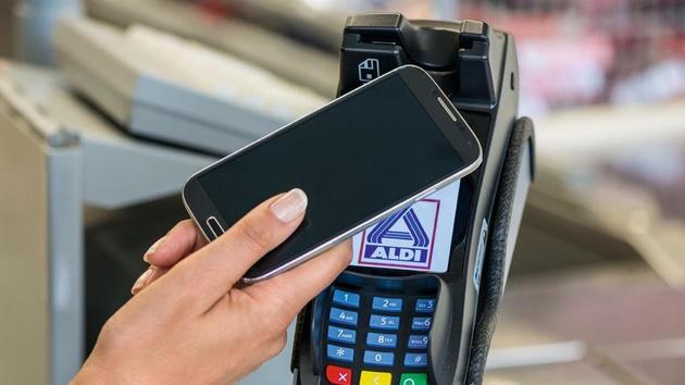 Aldi Nord: Ab sofort kontaktlos mit NFC per Smartphone bezahlen