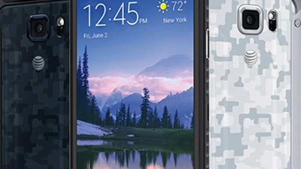 Samsung Galaxy S6 Active: Outdoor-Smartphone mit 3.500mAh für US-Provider AT&T