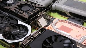GeForce GTX 980 Ti im Test: Fünf Partnerkarten inklusive Wasserkühlung im Vergleich
