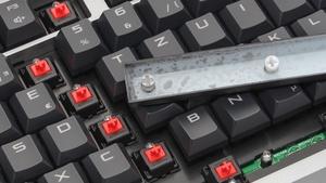 Cherry MX Board6.0 im Test: Mechanische Tastatur mit kompromissloser Qualität