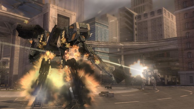 Front Mission: Square Enix setzt Mecha-Serie fort