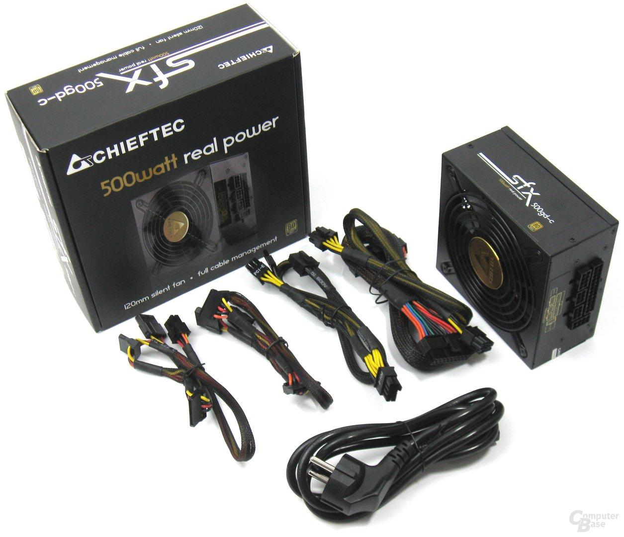 Chieftec SFX-500GD-C