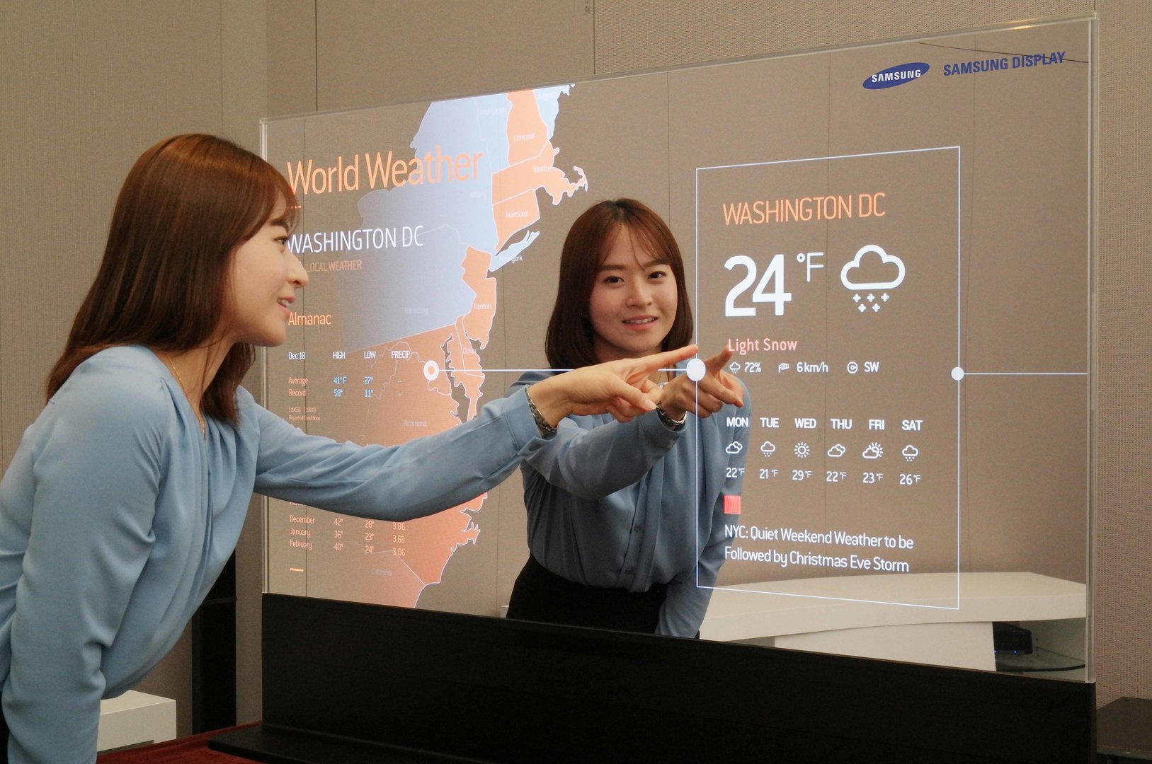 Spiegel Tv Samsung : Oled samsung zeigt spiegelu panel und transparentes display
