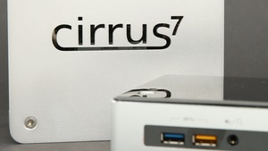 cirrus7 nimbini im Test: Kühlt Intels Core i7 auch im Sommer lautlos