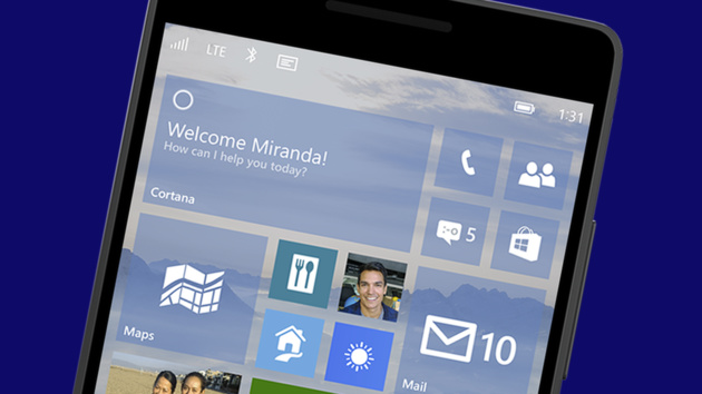 Windows 10 Mobile: OEMs sollen Ende September bedient werden
