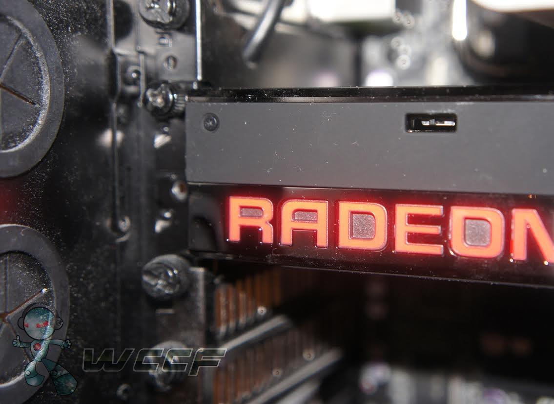 AMD Radeon Fury X mit Wasserkühlung