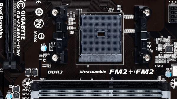AMD Godavari: Gigabyte rollt BIOS-Updates für FM2+ aus