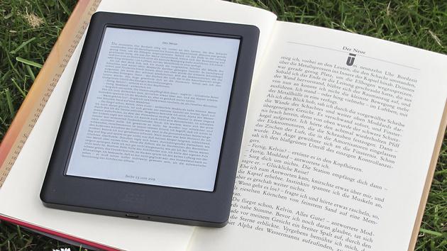 E-Book-Markt: Deutschland mit leichtem Plus, USA und UK schwächeln