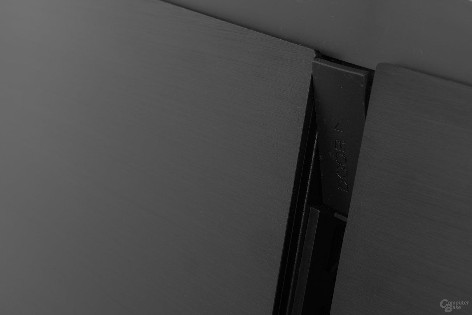 Antec Signature S10 – Türen geöffnet