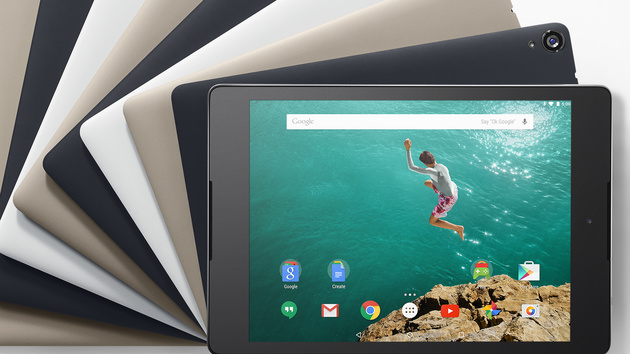 Nexus 9: Google-Tablet ab 249 Euro im Angebot
