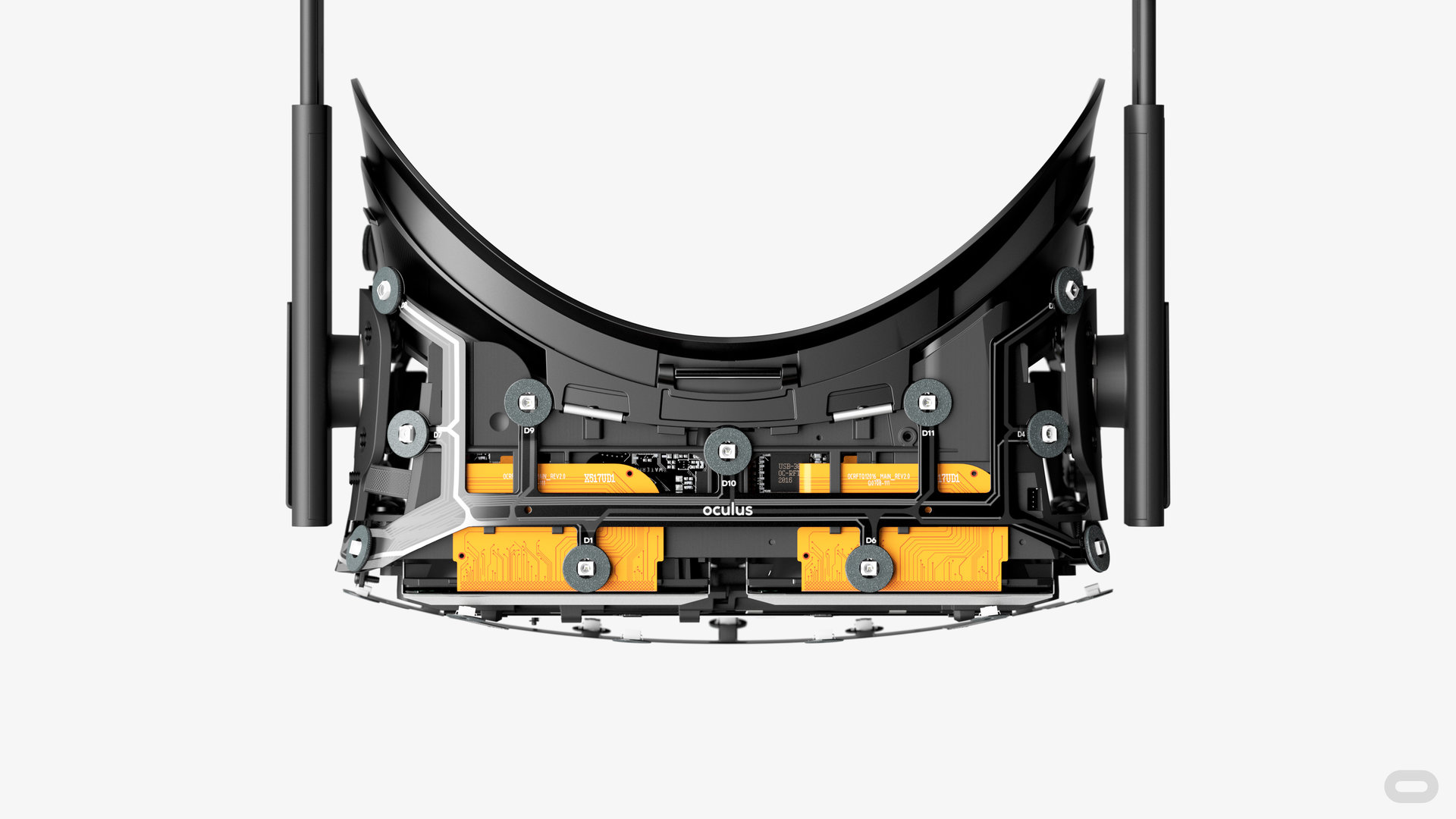 Oculus Rift – Innenleben