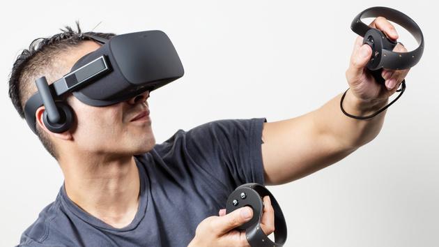 Oculus Rift: Finales Design & Steuerung Oculus Touch enthüllt