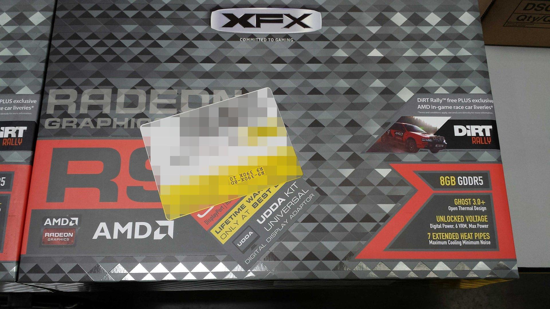 XFX Radeon R9 390X bei BestBuy