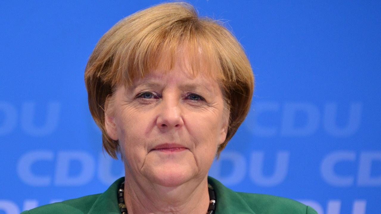 Kanzlerin Merkel: Ermittlungen wegen Handy-Spionage eingestellt
