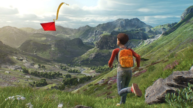 Unreal Engine 4.8: Epic Games stellt Kite-Demo als Download bereit
