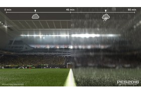 PES 2016 – Das Wettersystem