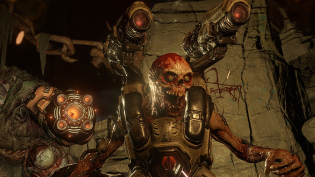 Doom: Höllentrip beginnt im Frühling 2016