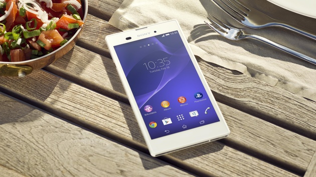 Sony Xperia Style T3: Ab morgen für 149 Euro bei Aldi Nord