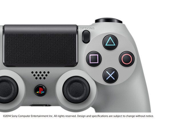 PlayStation 4 20th Anniversary Edition Controller