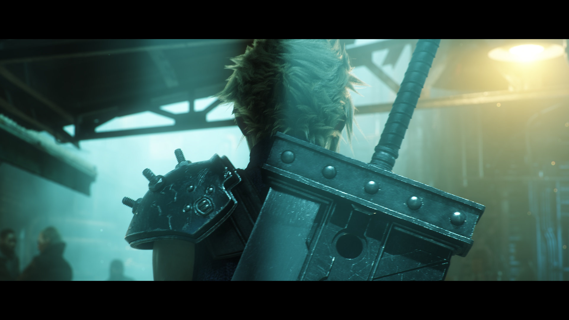 Final Fantasy 7 Remake – Cloud Strife