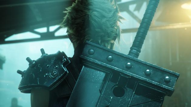 Final Fantasy 7: Remake des Rollenspiel-Klassikers ist in Arbeit