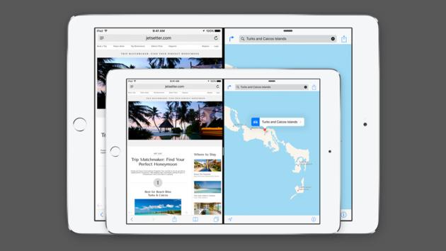 iPad Pro: Apples größtes Tablet soll mit 2.732 × 2.048 Pixeln auflösen