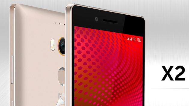 X2 Xtreme: Allviews Quad-HD-Smartphone mit 6 Zoll kostet 439 Euro