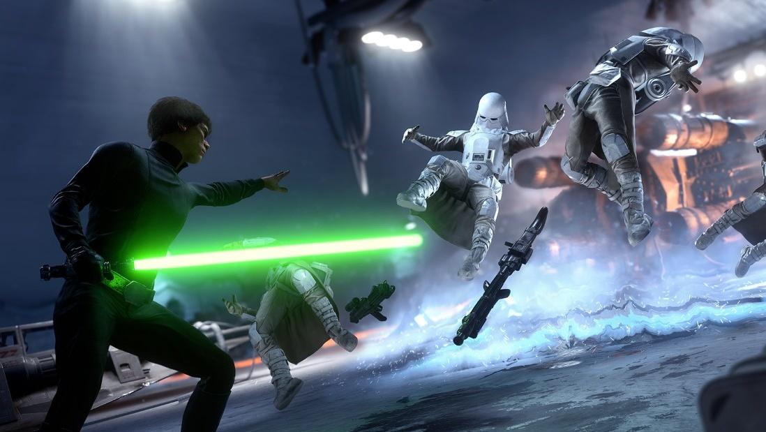 Star Wars Battlefront: EA zeigt Gefechte aus Multiplayer und Coop