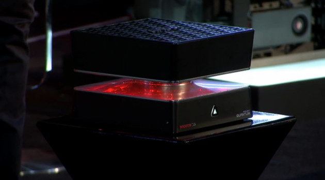 AMD Project Quantum mit zwei Fiji-Chips