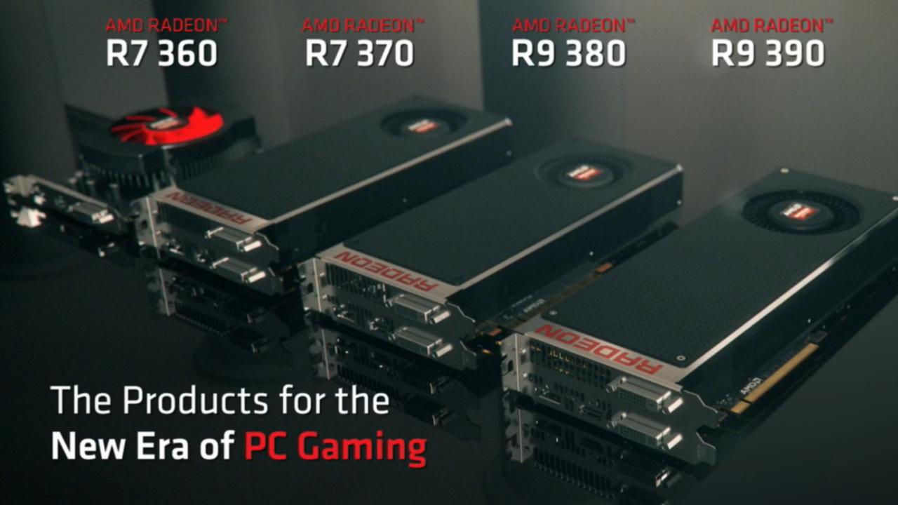 Rebrand: AMD Radeon R7 370 ohne FreeSync und TrueAudio