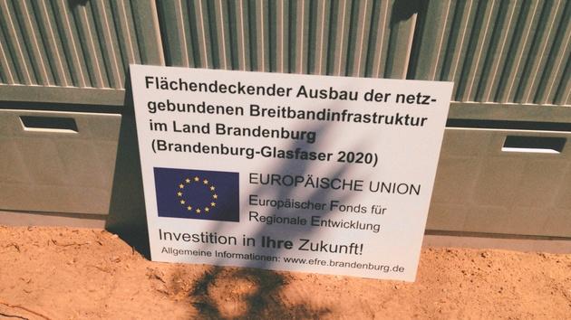 Breitbandausbau: EU-Kommission bewilligt 3Mrd. Euro für Deutschland
