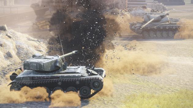 World of Tanks: Ab 28. Juli auch für Xbox One verfügbar