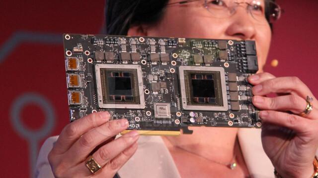 Dual-Fiji-Grafiklösung von AMD