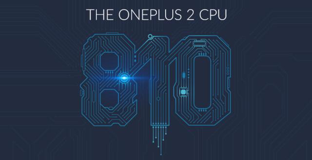Snapdragon 810 v2.1 im OnePlus 2