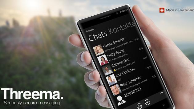 Threema: Messenger feiert 3,5 Mio. Nutzer mit Rabattaktion