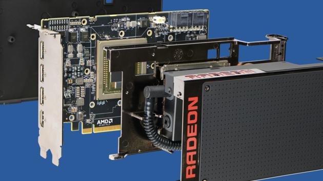 AMD Fiji: Weitere Details zur Radeon R9 Fury X, Fury und Nano
