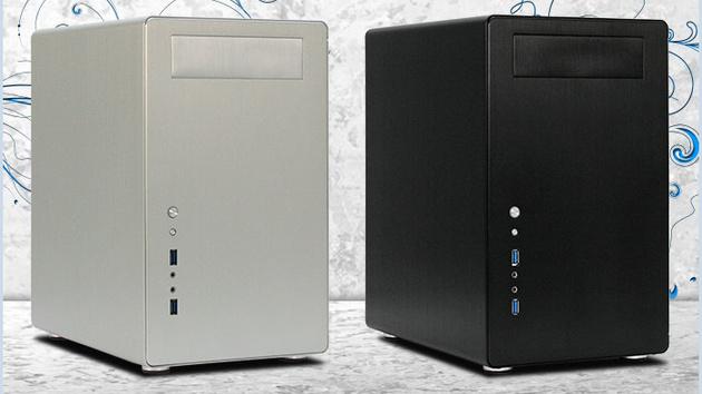 Cooltek RM1: Kompaktes Alu-Gehäuse im Stil von abee