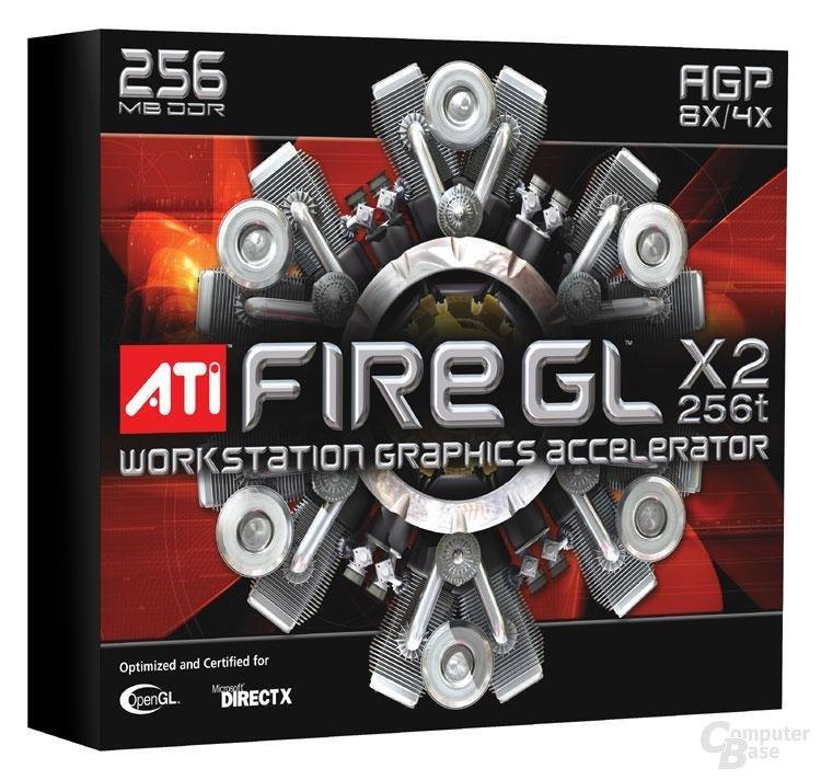 ATi FireGL X2-256t